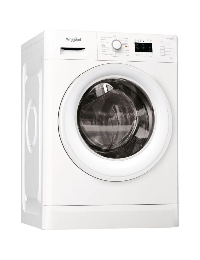 Whirlpool FWL71253W FreshCare 7KG 1200Spin Washing Machine