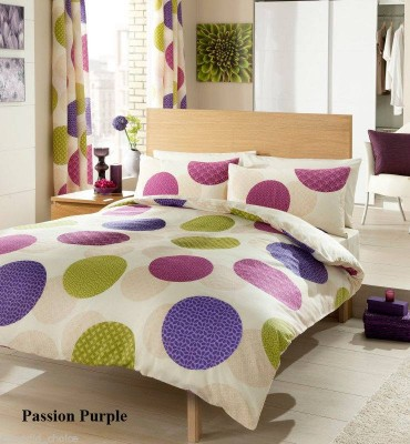 Passion Duvet Set Purple
