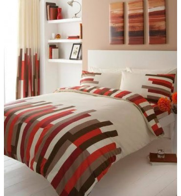 Blocks Duvet Set